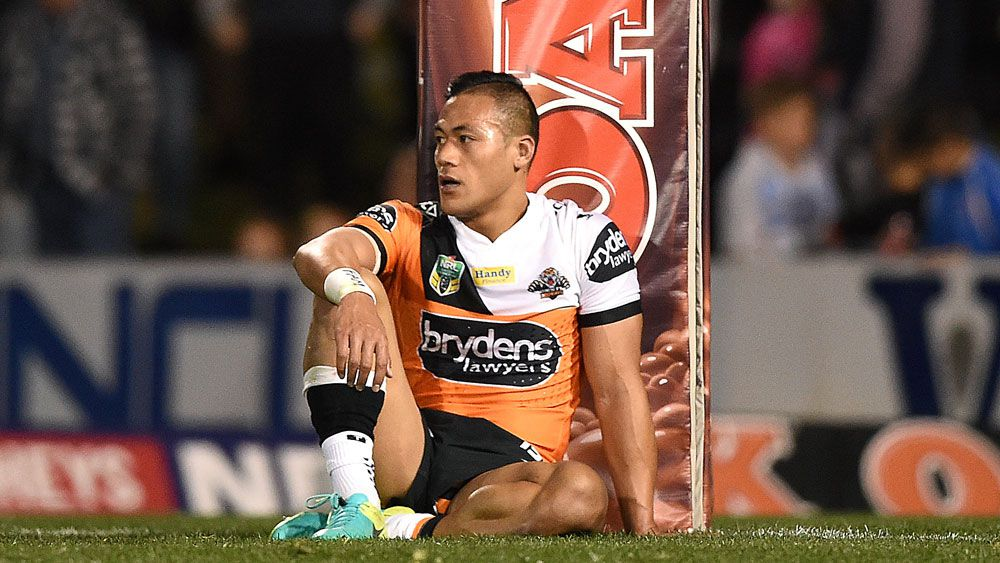 Exiled NRL star Tim Simona could make rugby league return this weekend: report