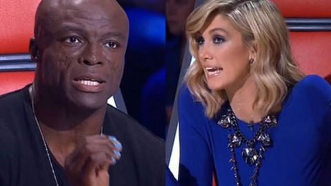 seal and delta the voice