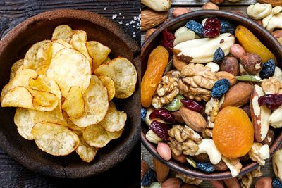 Swap chips for whole nuts