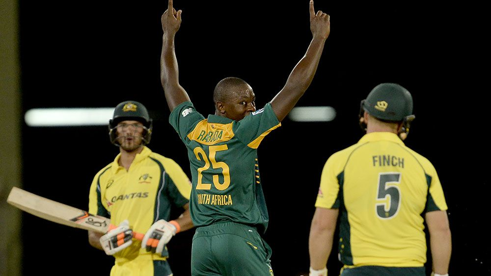Finch vows to learn from Aussies' ODI loss
