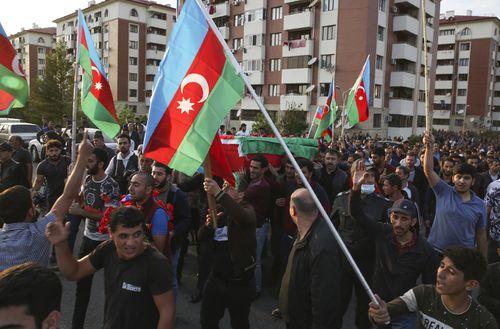 Azerbaijan-Armenia military conflict has Europe on edge as Russia, Turkey take sides 21