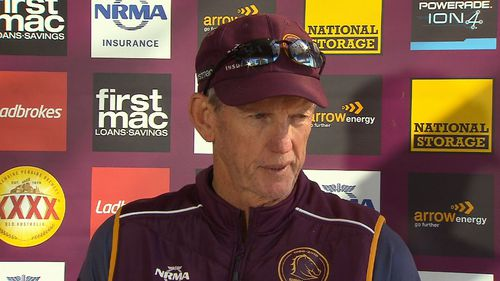 QLD coach Wayne Bennett said the changes are 20 years in the making. Image: 9News