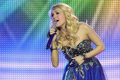 Country music star Carrie Underwood hated her third nipple so much she had it removed.