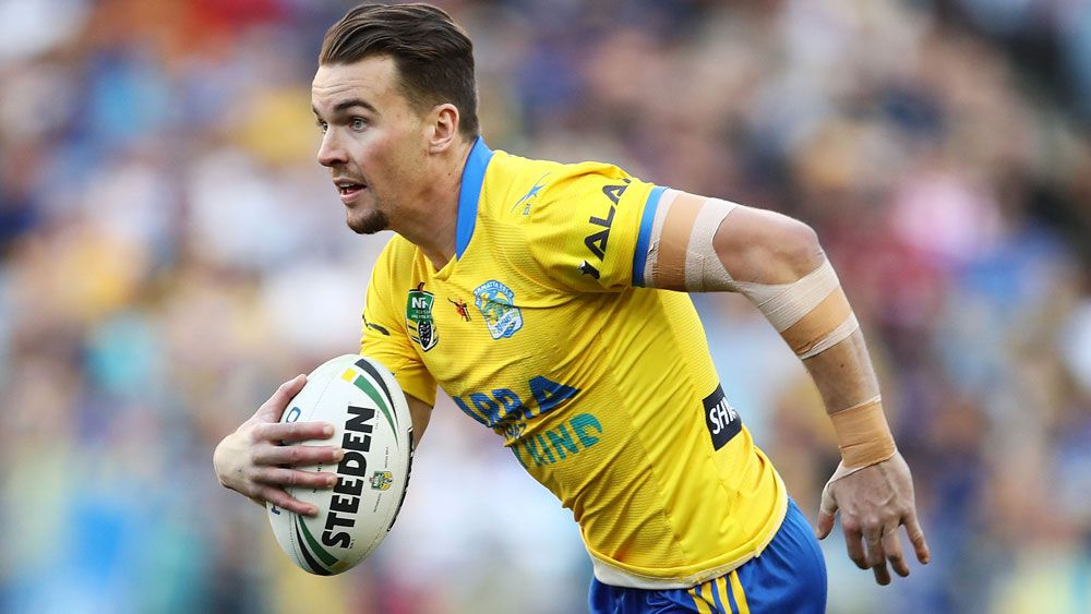 Parramatta Eels' Bevan French ready to back up for injured Clinton Gutherson