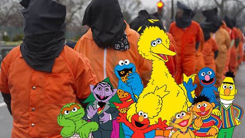 Guantanamo Bay inmates tortured with Sesame Street theme song, composer is horrified