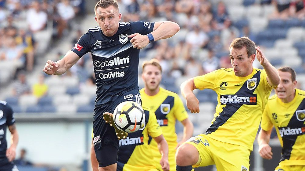 Mariners' subs deny Victory in A-League