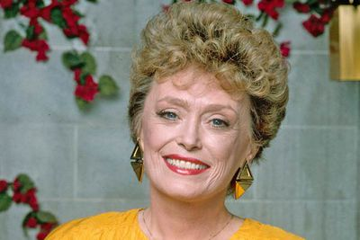 """<div align=""""left""""><B>Played by:</b> Rue McClanahan.</p><br/>""""... And no-one <i>ever</i> steals a man from Blanche Devereaux!"""" Her initials spell BED, and when she isn't in one, she's talking about it. Blanche has amassed quite an impressive list of lovers, and will forever be remembered as one of television's most sexually-active senior citizens.</div>"""