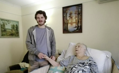 Many patients like Ms Lane's mother have substantial care needs.