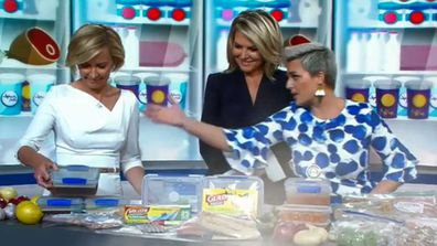 How to freeze food better with jane de Graaff, 9Honey and Today Show
