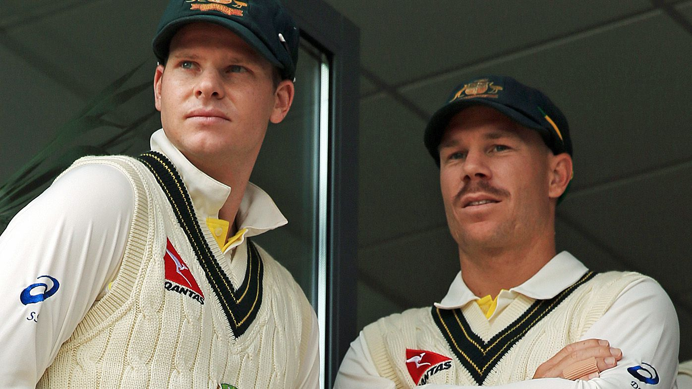 Steve Smith and David Warner