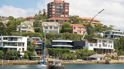 The 12 Sydney suburbs where the median house price is $7 million