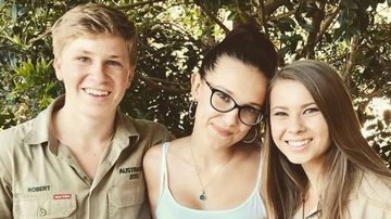 'Stranger Things' star Millie Bobby Brown visits 'magical' Australia Zoo