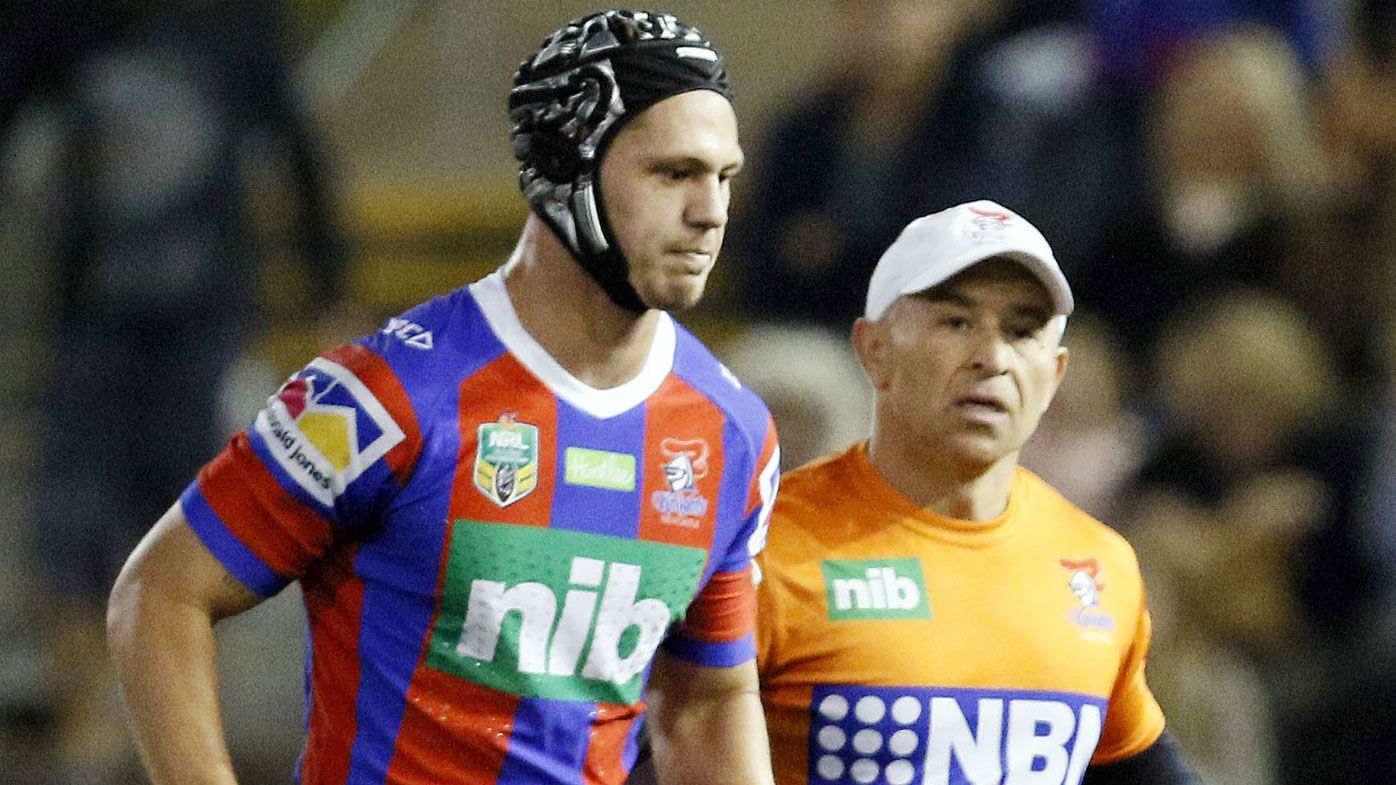 Newcastle Knights rest Ponga for Titans NRL clash