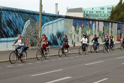 <strong>2. Bike Tour &ndash; Berlin, Germany</strong>