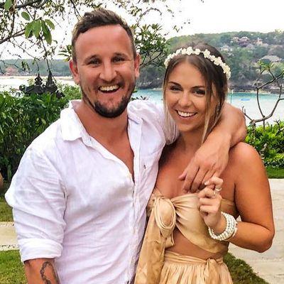 Tara Pavlovic and Nick Shepherdson