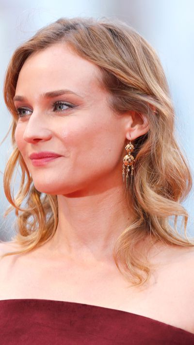 Diane Kruger at the premiere for <em>Black Mass</em>.