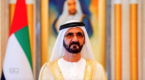 Sheikh Mohammed bin Rashid Al Maktoum is the all-powerful ruler of Dubai, and Prime Minister of the United Arab Emirates.