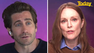 Jake Gyllenhaal and Julianne Moore lend their voices for the animated flick.