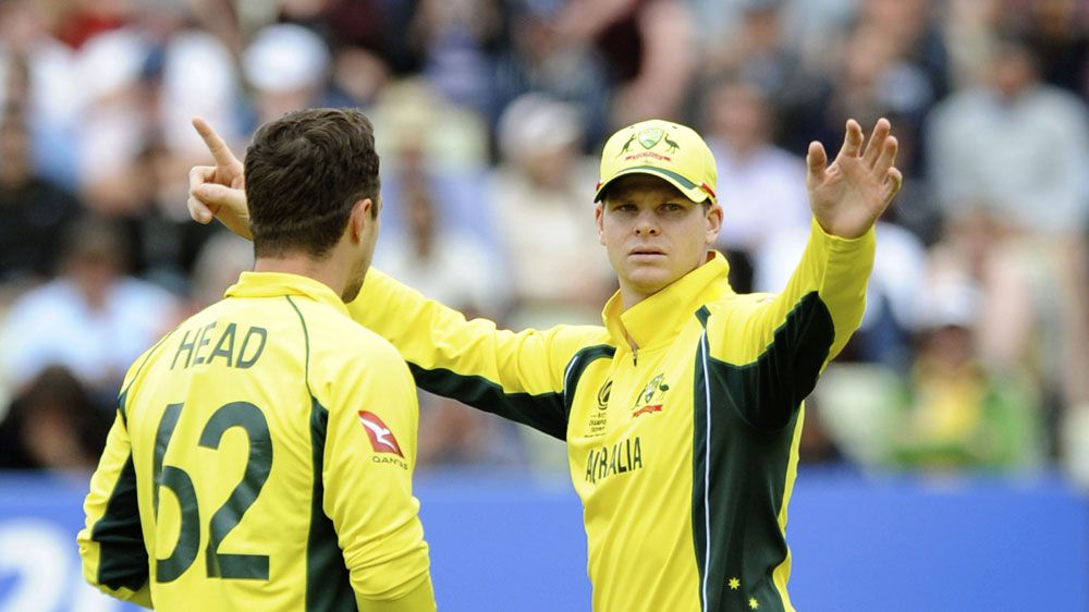 Australian cricket captain Steve Smith urges bowlers to lift after washout against NZ in Champions trophy