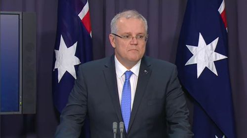 Treasurer Scott Morrison has promised no state or territory will be with less money from GST under proposed changes to revenue distribution. Picture: AAP.