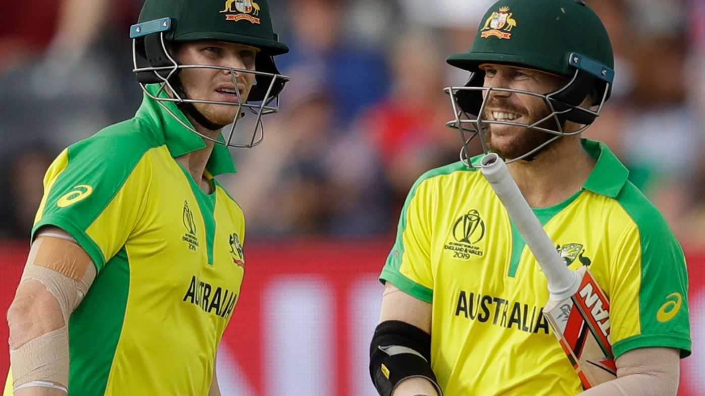 Steve Smith and David Warner have both been picked up in the draft for  The Hundred.