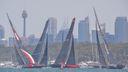 The 2019 Sydney to Hobart yacht race