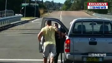 Accused road rage woman's 'woeful' behaviour