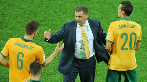 Coach Postecoglou unsure how Aussies see Socceroos ahead of sudden death Asian Cup clash