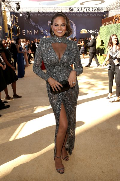 <p>Television&rsquo;s big night is finally here, the&nbsp;2018 Emmy Awards&nbsp;has kicked off in serious style.</p> <p>The small screen&rsquo;s biggest stars didn&rsquo;t disappoint as they pulled out all the stops and packed a serious sartorial punch as they walked the red carpet.</p> <p>Classic silhouettes and sleek and tailored aesthetic took centre stage.</p> <p>Actress Dakota Fanning is a vision in a mint green ethereal-style Christian Dior dress, which she paired with matching jewels.</p> <p>Meanwhile, while Kristen Bell has turned heads in a form-fitting white floor-length gown from&nbsp;Solace London.<br /> <br /> Click through to see your favourite stars make their arrival at the 70th Annual Emmy Awards.</p>