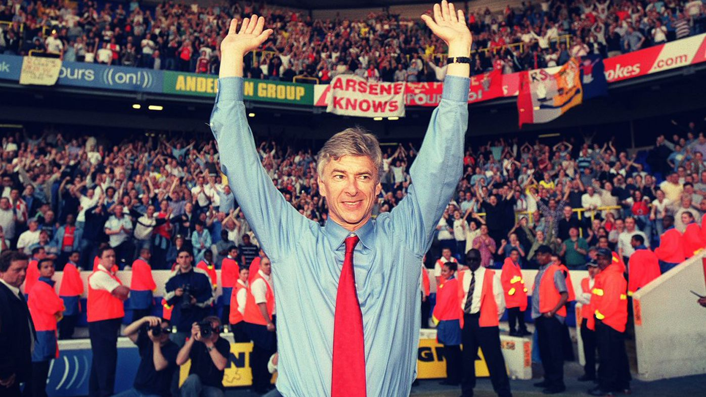 Arsene Wenger tributes flow after announcement of final season with Arsenal