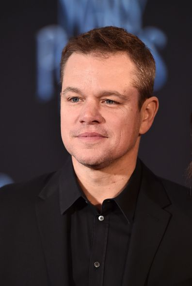 Matt Damon, movie, premiere