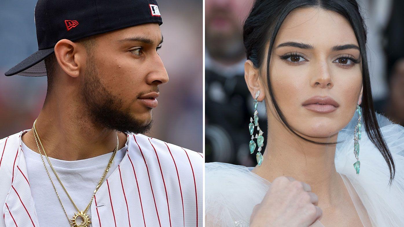 Philadelphia 76ers star Ben Simmons reportedly dating Kendall Jenner