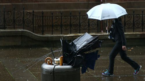 Western Australia could be lashed by five months' worth of rain over three days