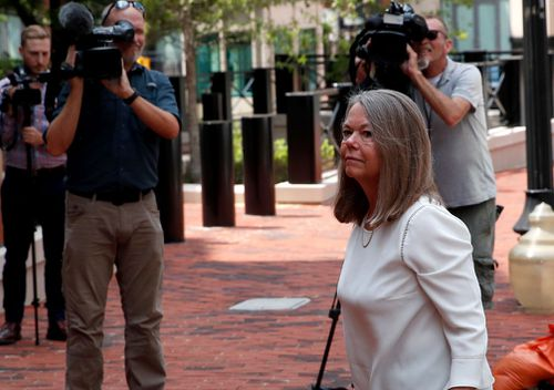 Accountant Cindy Laporta during the Paul Manafort fraud trial. (Photo: AP).