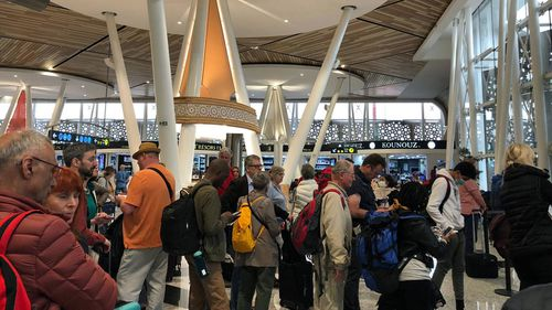 Morocco has suspended all international passenger flights and passengers ships to and from its territory. Since then, citizens from all over the world found themselves stuck in the touristic country.