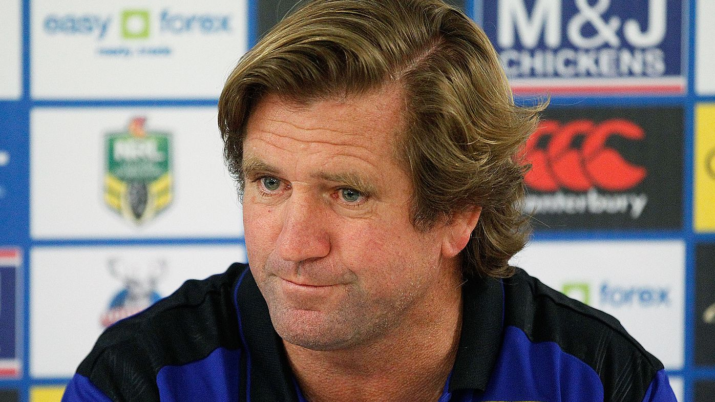 Des Hasler to sign three-year deal with Manly: report