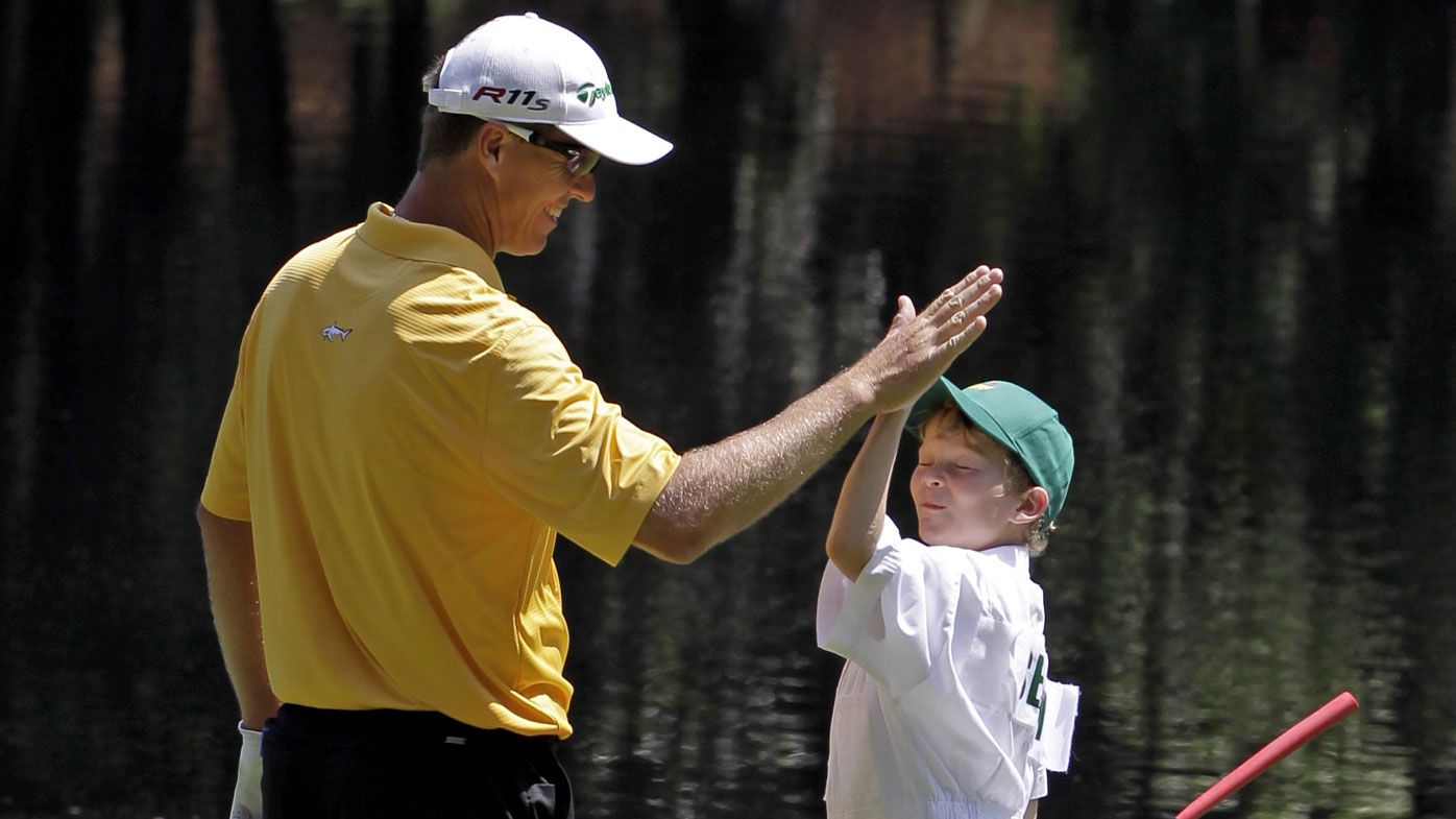 Australia's John Senden set for return to US PGA Tour after son's brain tumour