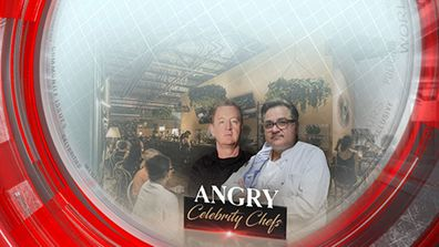 Angry celebrity chefs