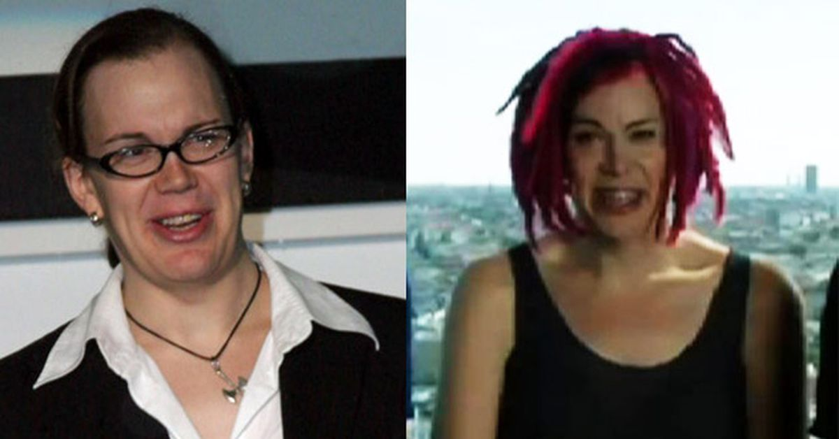 Image director lilly wachowski comes out as transgender woman