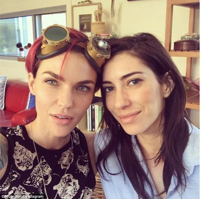 Rose Rose and Jessica Origliasso dated for two years before their 2018 split.