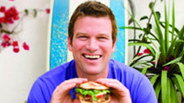 TV chef Ben O'Donoghue