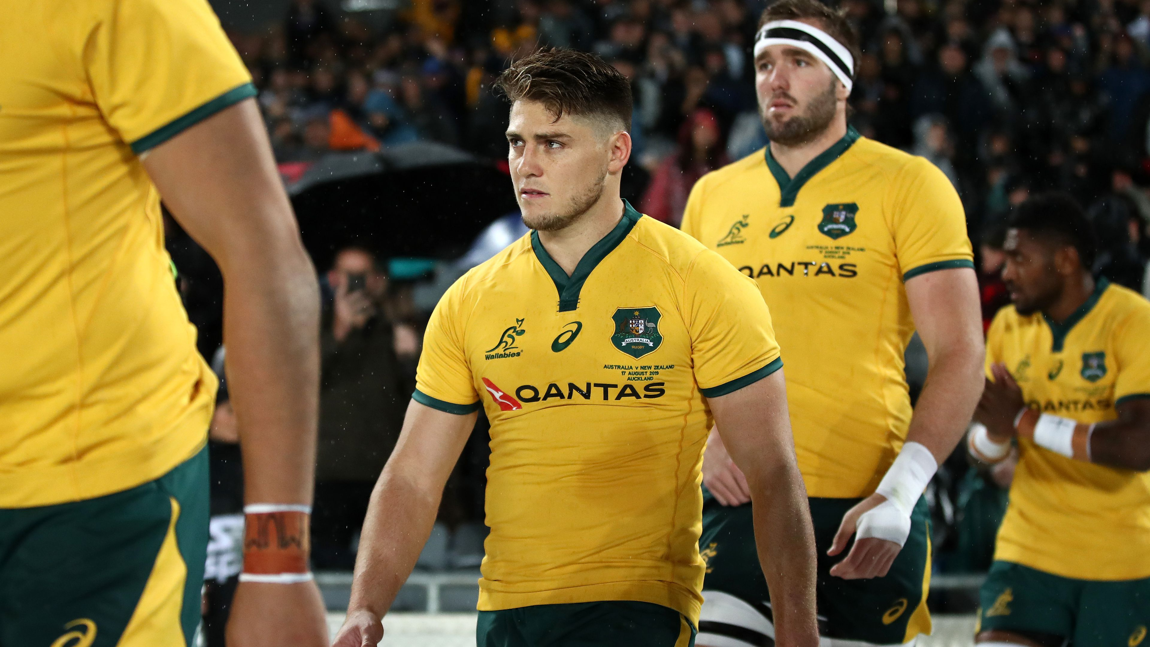 New All Blacks leaders look to Bledisloe Cup for first Tests back