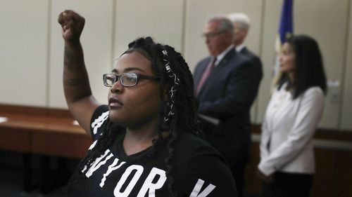 Blevins' cousin Sydnee Brown told the Minneapolis Star Tribune that he didn't deserve to die.