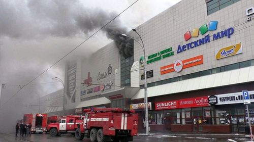 Reports say 69 people remain missing after the shopping centre fire.