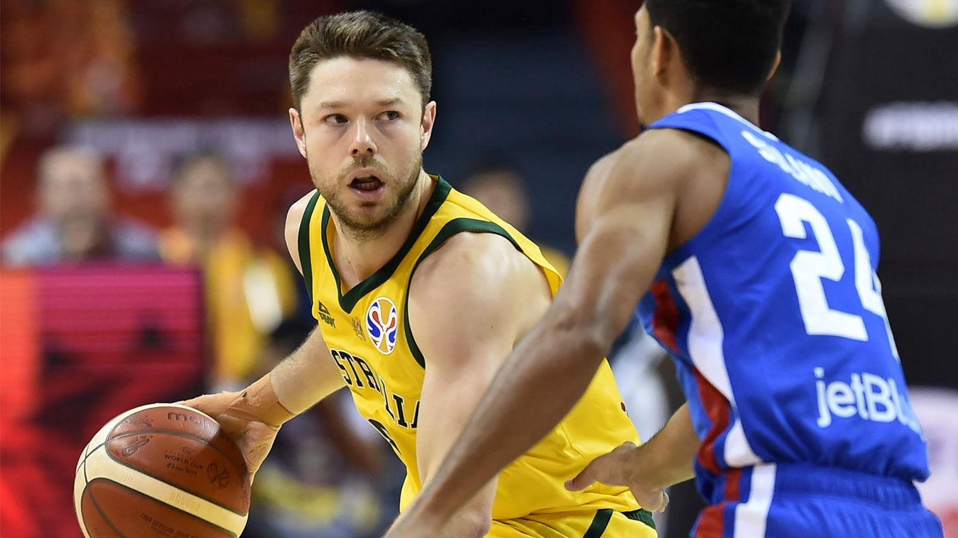 Boomers grind out scrappy World Cup win