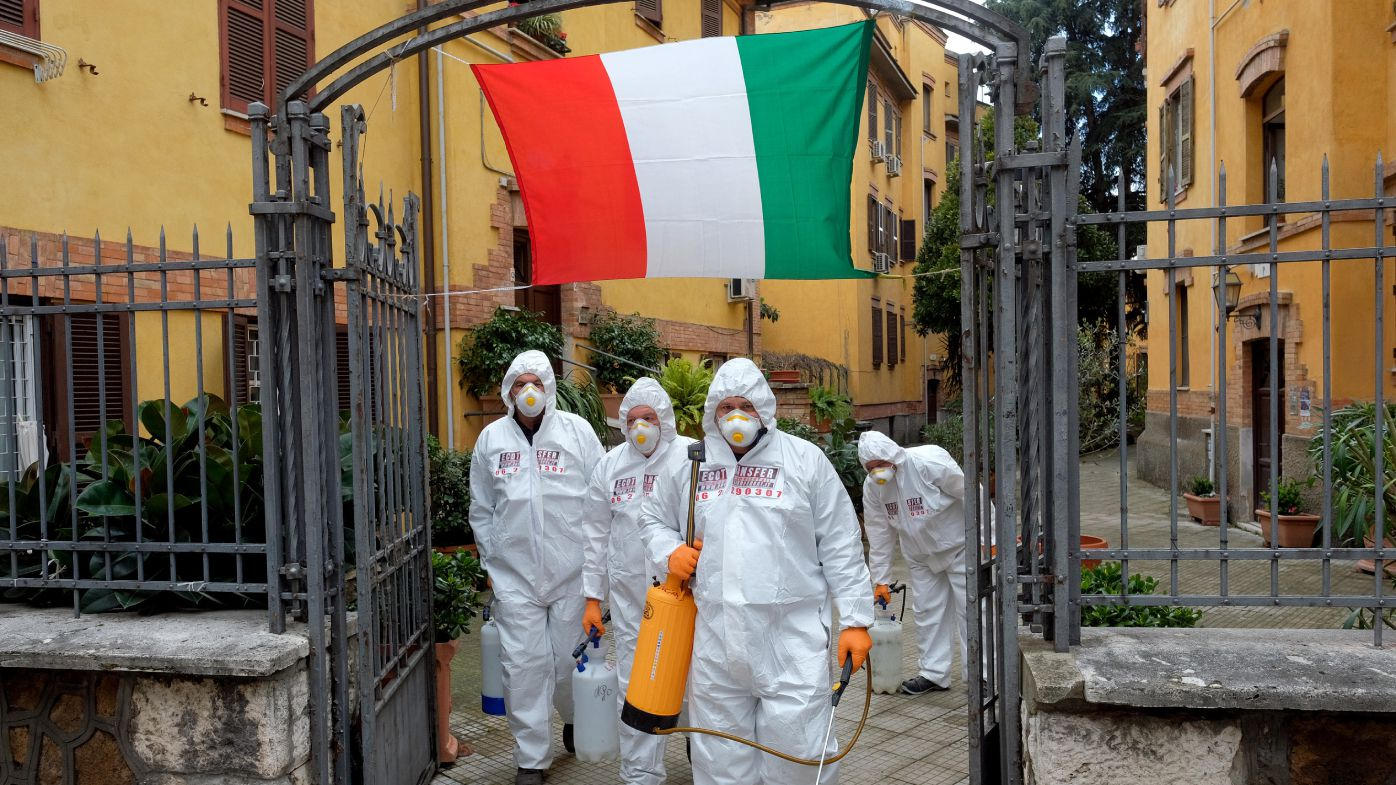Coronavirus world updates: Italy deaths pass 10,000; Spain reports new record toll; New York delays presidential primaries