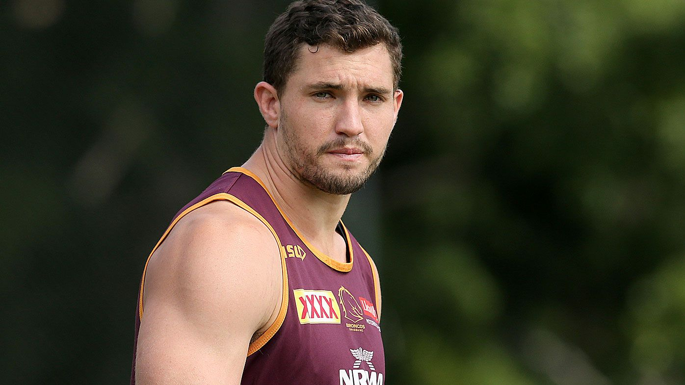 Corey Oates sweats on million-dollar Brisbane Broncos contract