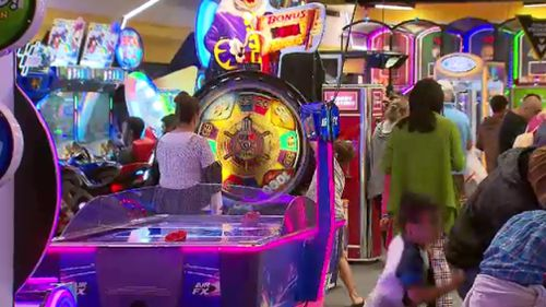 Activities and lollies are a popular spending choice for Aussie kids. (9NEWS)