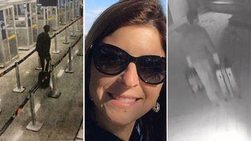 Santoro Haddad murder case CCTV