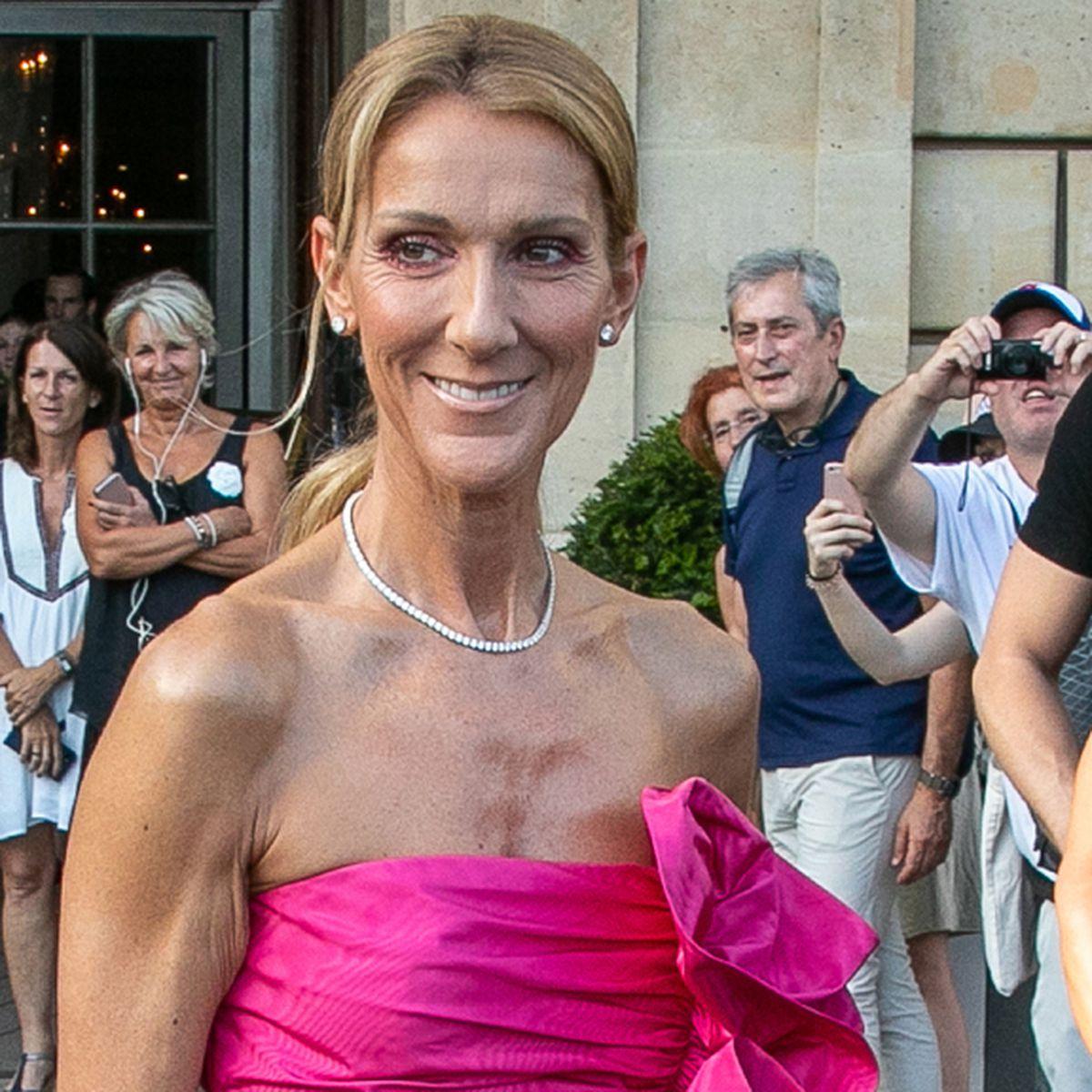 Celine Dion Tests Negative For Coronavirus After Cancelling Shows 9celebrity